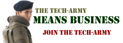 The Tech Army Means Business