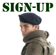 Sign Up Tech-Army